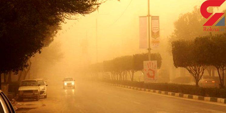 طوفان شدید در انتظار زابلی ها/ با سرعت 94 کیلومتر در ساعت