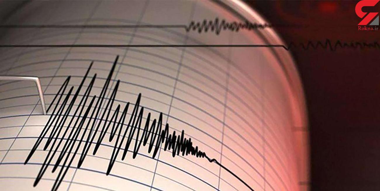 زلزله 5 ریشتری در چهارمحال و بختیاری / وحشت بامدادی ادامه دارد