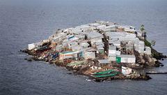 جزیره فلزی +عکس های زیبا
