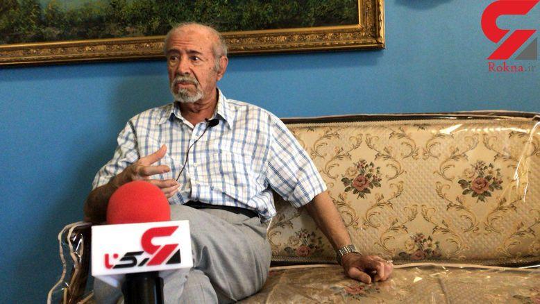 ر اعتمادی: عکس های عاملان قتل منصور را چه کردیم! + تصویر