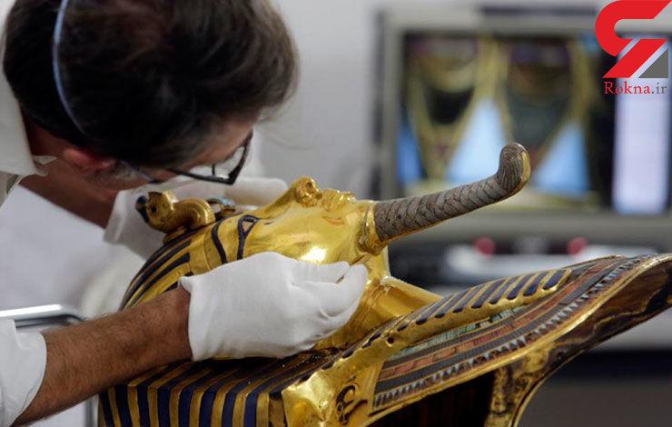 نقاب شکسته فرعون 8 نفر را به دادگاه کشاند