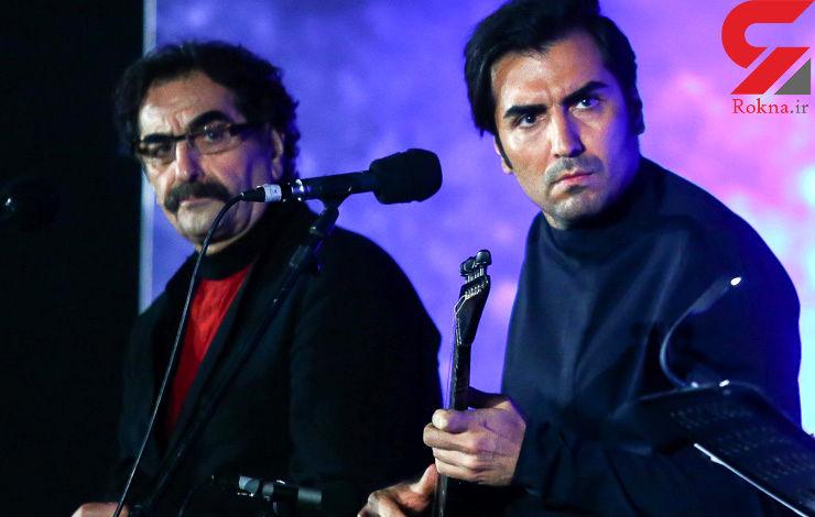 بازیگران زن معروف در کنسرت شهرام و حافظ ناظری + تصاویر