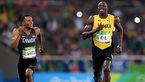 شوخی های بولت با المپیک ادامه دارد