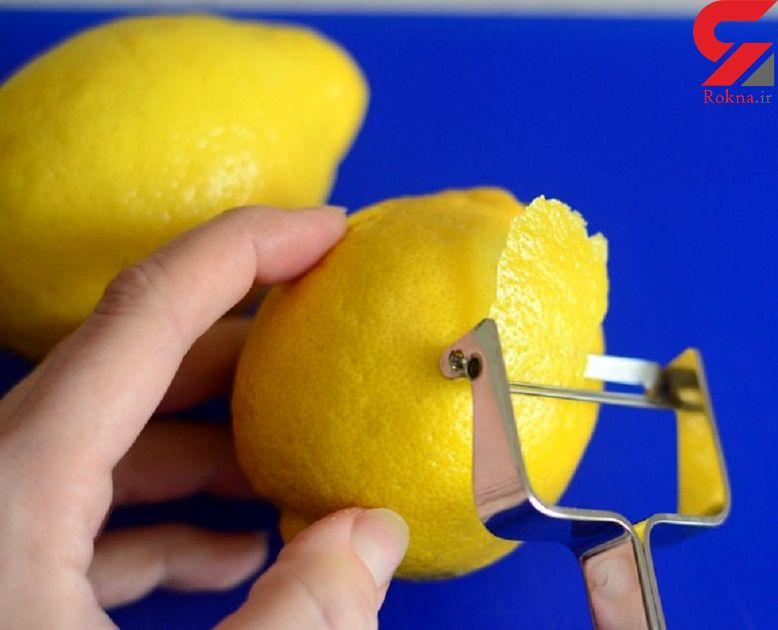 خواص معجزه آسای پوست لیمو ترش را فراموش کنید