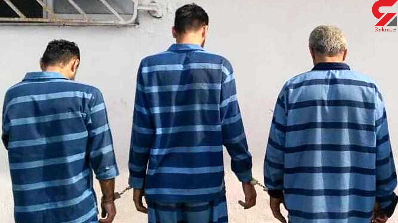3 عملیات پلیسی برای دستگیری 3 سارق حرفه ای + عکس