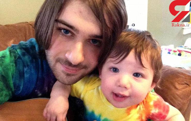 بازداشت پدر سنگدل امریکایی