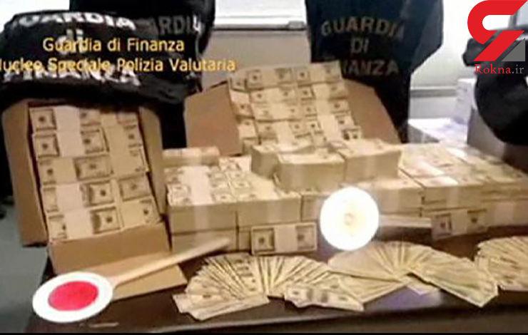 رکورد جدید کشف اسکناس تقلبی در ایتالیا