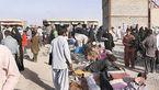 واژگونی کامیون با 100 مرد افغان در جاده شیراز