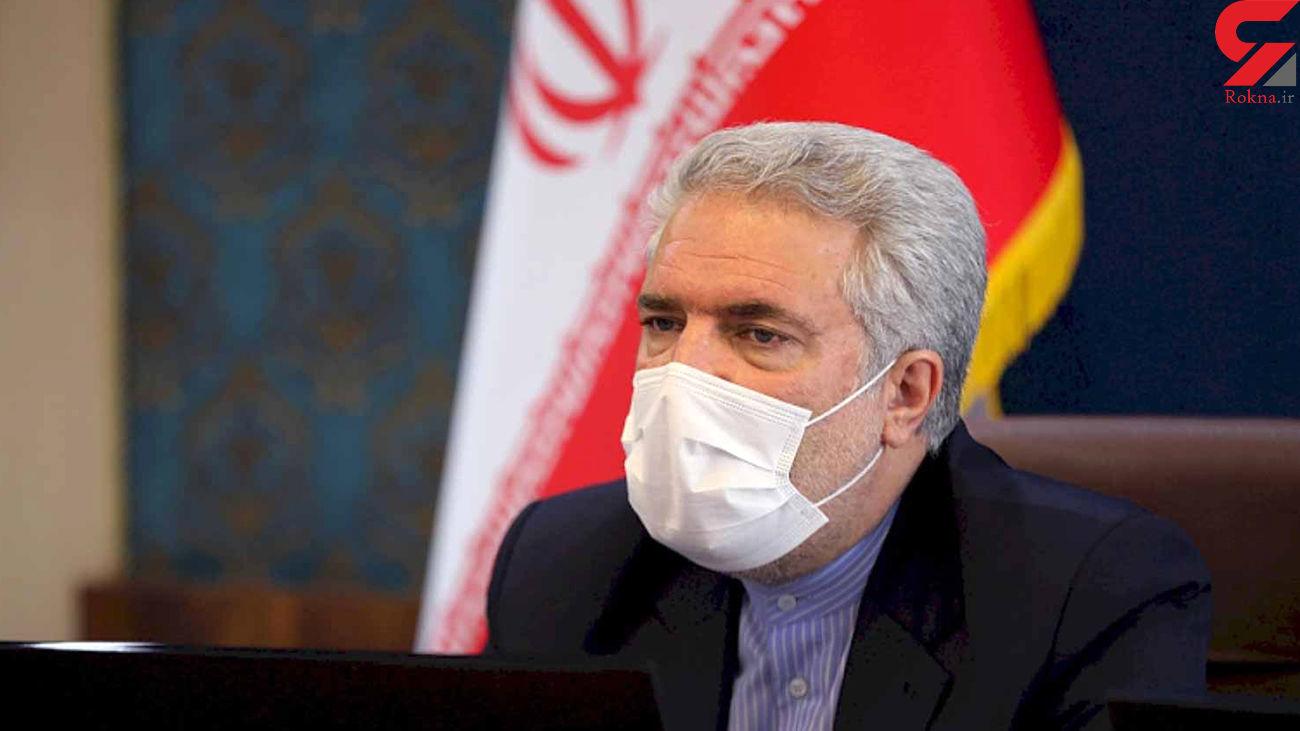 وزیر میراث فرهنگی و گردشگری: آثار تاریخی ایران در خارج از کشور را برمیگردانیم