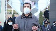 برگزاری  مراسم دعای ندبه حضوری در مهدیه تهران