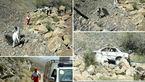 راز جسد متلاشی شده در کنار لاشه پژو 405 در ارتفاعات دماوند! + عکس