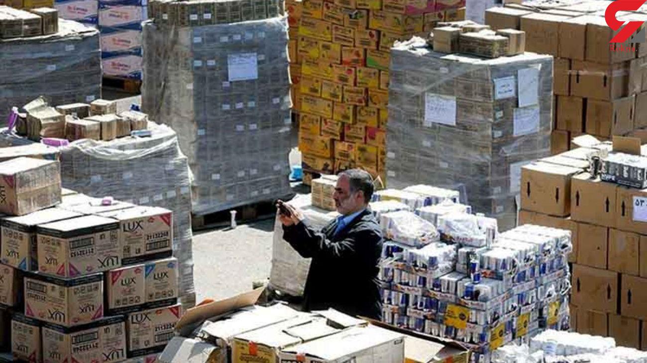 کشف 15 میلیاردی کالای قاچاق در تهران