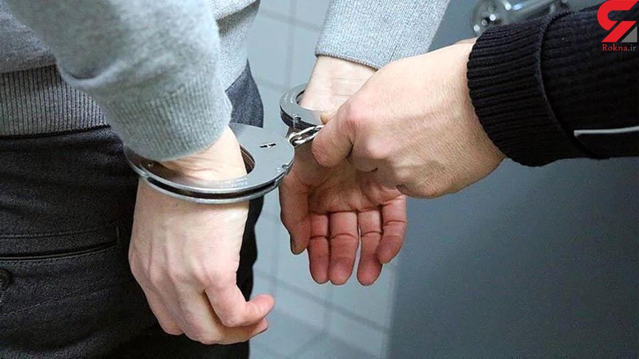 سارق برق ایلام دستگیر شد