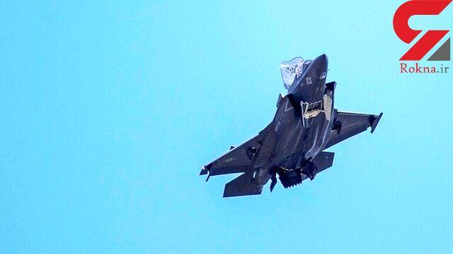 ممنوعیت فروش جنگندههای اف -۳۵ به کشورهای عربی توسط واشنگتن