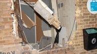 دزدان با زنجیر دستگاه خودپرداز را از جا کندند / فیلم لحظه بازداشت / انگلیس+ فیلم