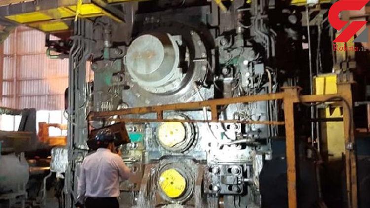 تولید ورقه لوله های انتقال نفت و گاز برای اولین بار در اهواز