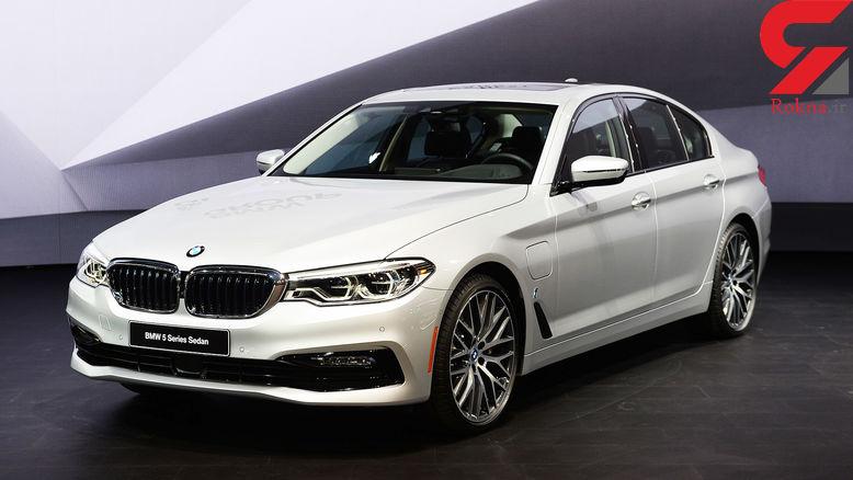 آخرین قیمت BMW در بازار ایران