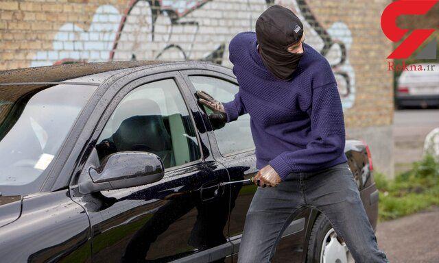 انهدام باند سارقان و مالخران حرفهای لوازم خودرو در تهران