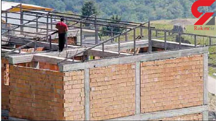 ساخت و سازهای بیرویه در زمینهای کشاورزی شمال همچنان ادامه دارد