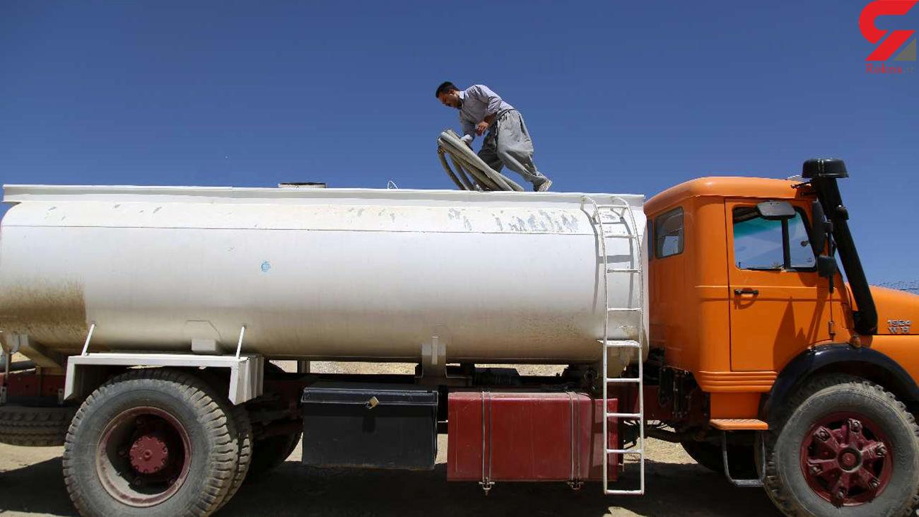 کشف 32 هزار لیتر بنزین قاچاق در سراوان