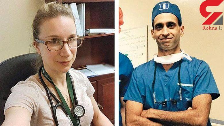 قتل فجیع فاش کرد! / زوج پزشک فقط در فیس بوک عاشق هم بودند! / محمد شامجی در کانادا جنجالی شد+عکس