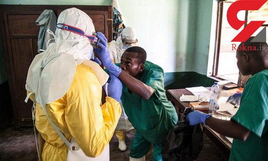احتمال همه گیری ویروس ابولا!