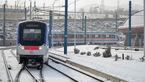 آمادگی کامل مترو برای خدماترسانی به شهروندان در صورت بارشهای مجدد در تهران