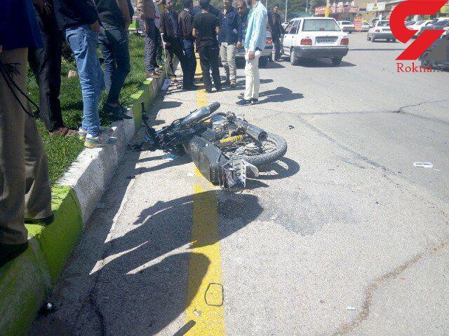 عکس صحنه تصادف مرگبار که راننده از آن گریخت / در یاسوج رخ داد + جزییات