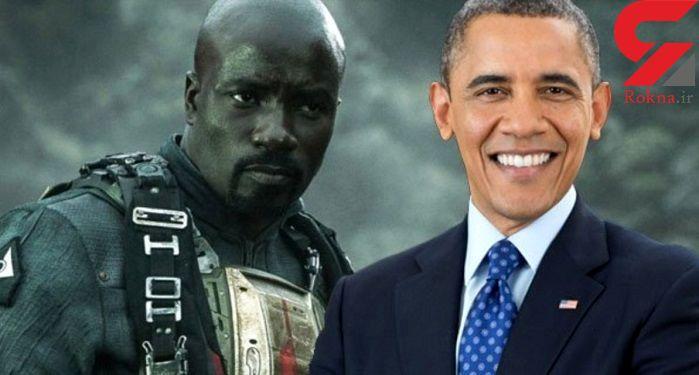 دعوت بازیگر معروف از باراک اوباما برای بازی در یک فیلم!