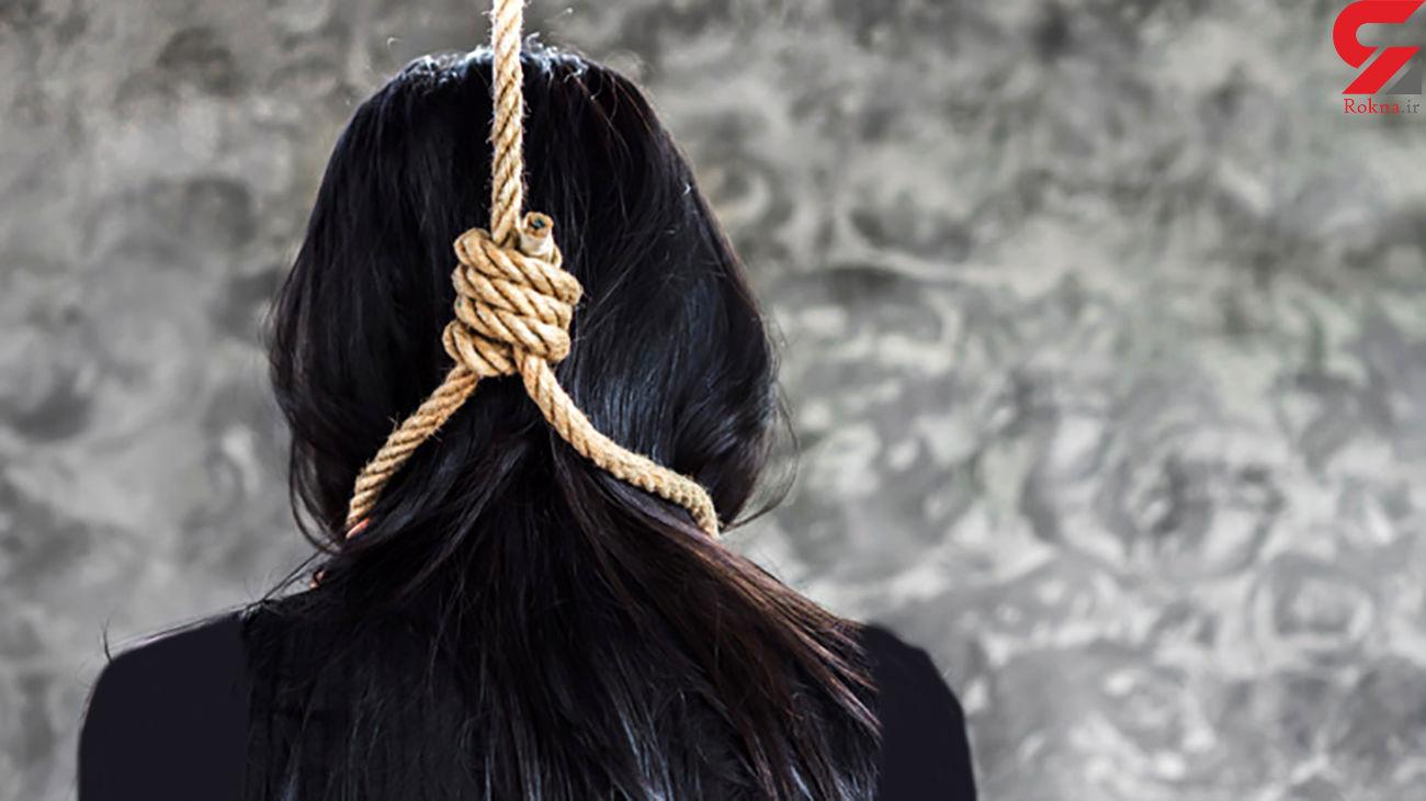 خودکشی یک دختر به خاطر کرونا ! / اروپایی ها هم کم آوردند + عکس