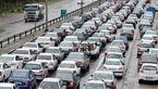 ثبت 77 میلیون تردد وسیله نقلیه در تعطیلات عید فطر