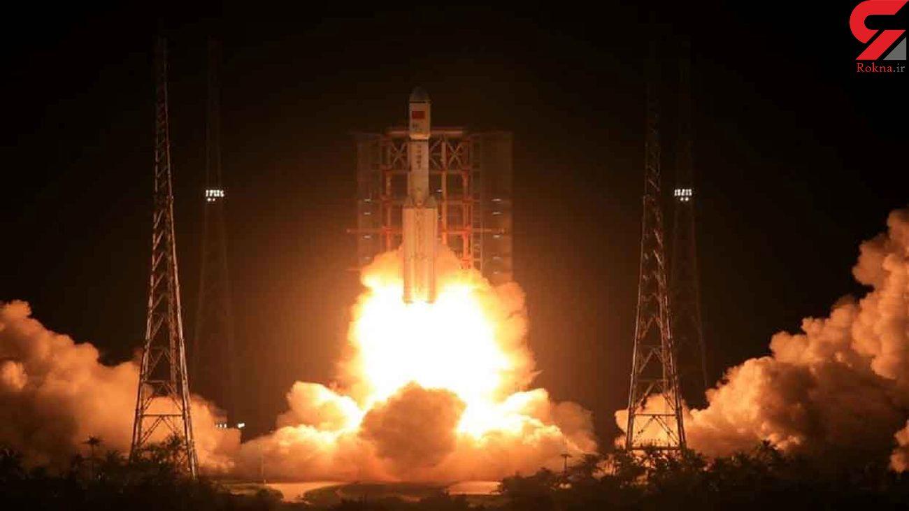 نخستین پرتاب موشک جدید چینی با موفقیت انجام شد