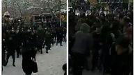 اقدام منشوری 2 جوان در حمله به 2 دختر در ائل گولی تبریز  + فیلم و عکس