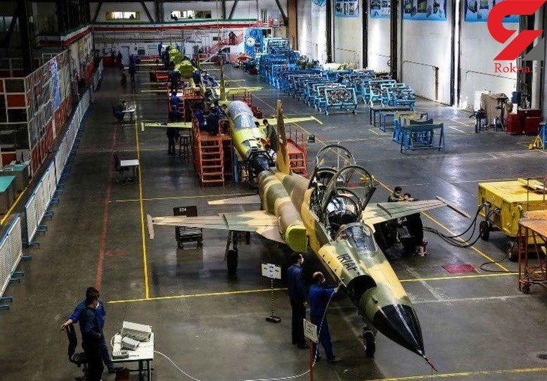 تولید جنگنده کوثر ثابت کرد تحریمها سلاحی کند و ناکارآمد است
