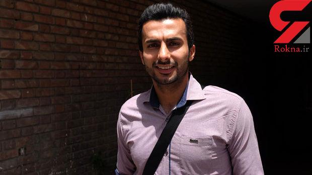 محمدحسین میثاقی از تیم مورد علاقهاش روی آنتن زنده رونمایی کرد