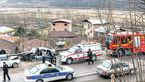 تلفات جادههای نوروز ٣درصد بیشتر شد +عکس