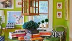 مدل دکوراسیون داخلی منزل به رنگ سال 2017 + عکس