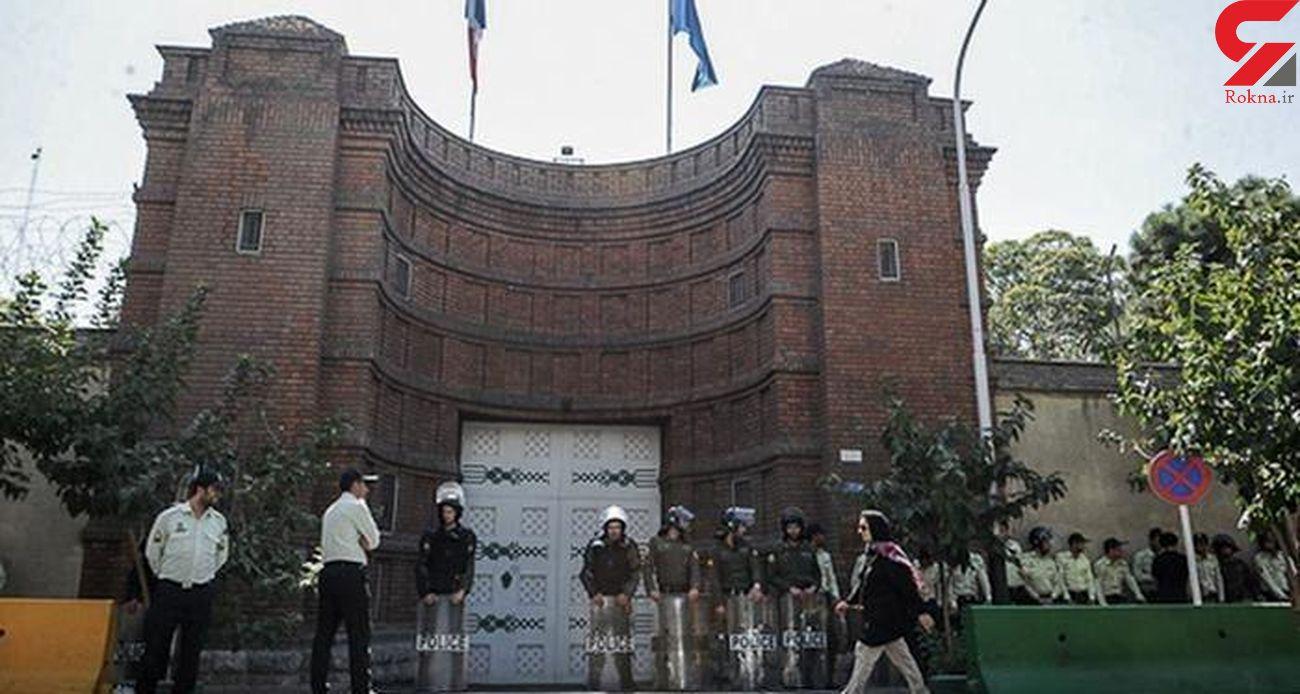 بسیج دانشگاه تهران: اسم خیابان نوفل لوشاتو عوض شود