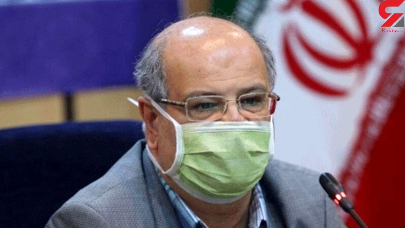 مرگ 9 تهرانی با کرونای جهش یافته / دکتر زالی خبر داد