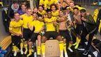 دورتموند بهترین تیمی است که در آن بازی کردهام
