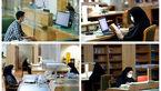 کاهش ساعت فعالیت کتابخانه ملی ایران به دلیل کرونا