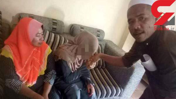 مرد 41 ساله دختر بچه ای را به حجله برد! + عکس