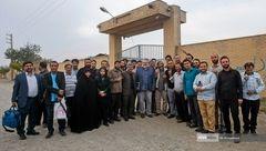نشست خبری جشنواره عمار در تورقوزآباد برگزار شد+عکس