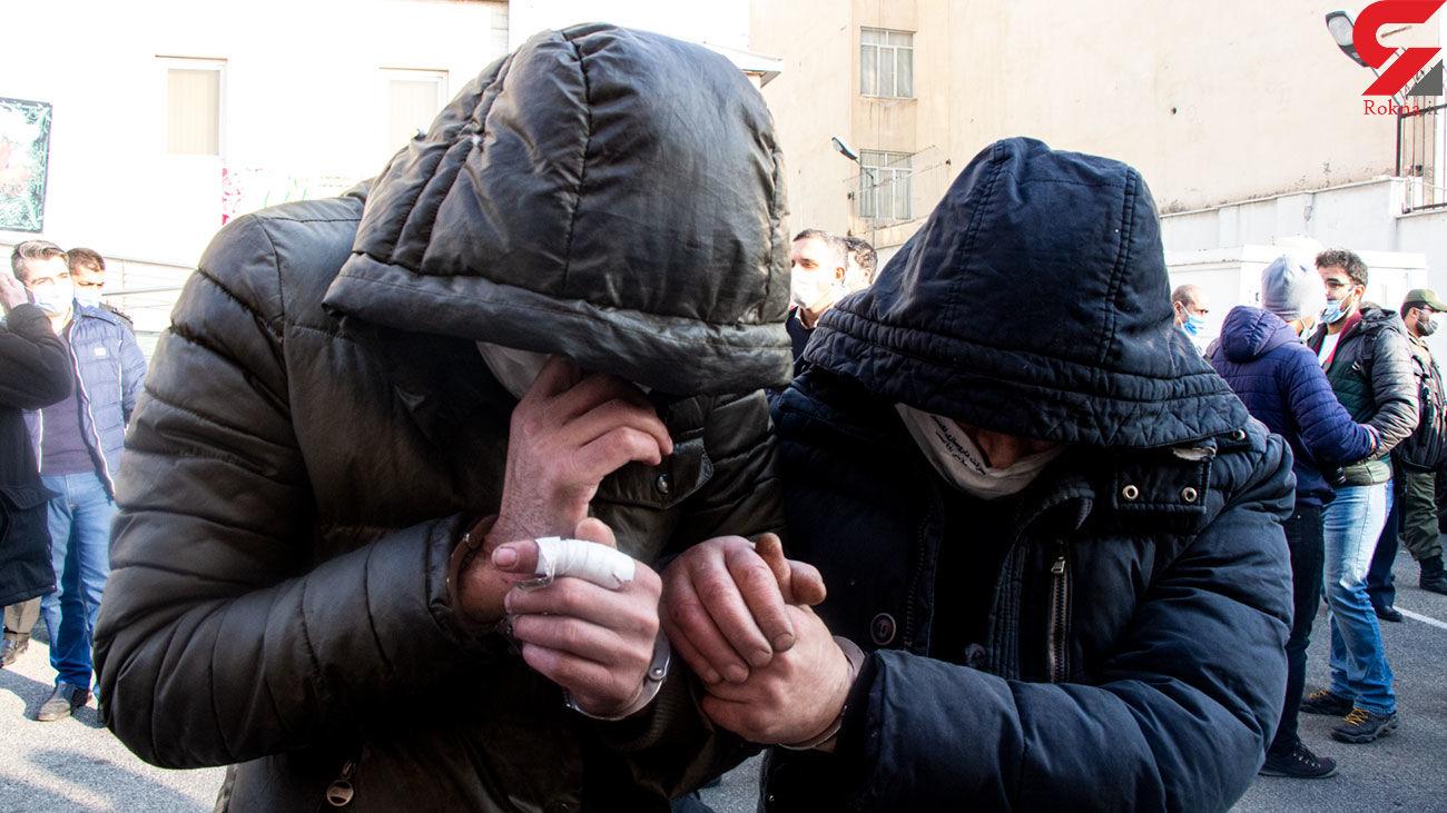 پسران تهرانی پرایدها را مثل آب خوردن سرقت می کردند + فیلم گفتگو