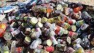 انهدام هزاران کیلوگرم مواد غذایی فاسد در کازرون