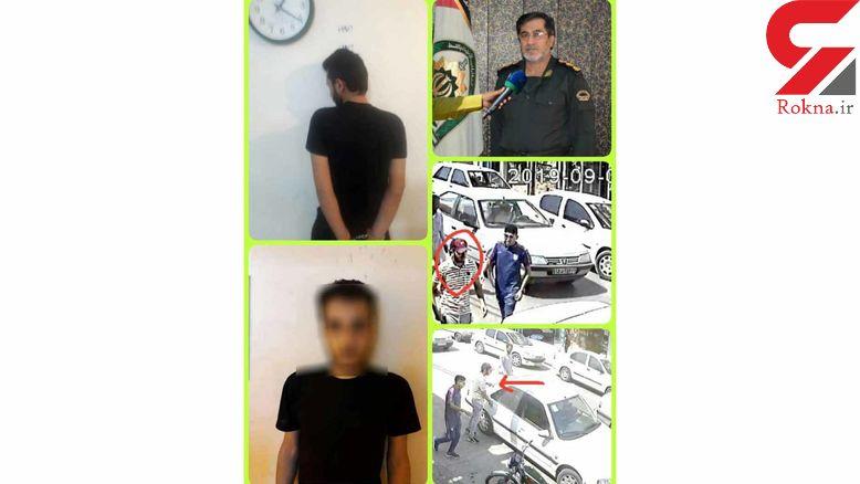 این 3 پسر 15 ساله را می شناسید؟ / آنها شهر را به هم ریختند! + عکس های بدون پوشش