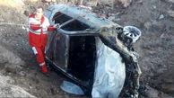 مرگ تلخ جوان 20 ساله در پی واژگونی سمند در بوکان