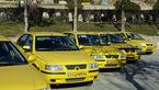 نصب کارت شناسایی رانندگان بروی تاکسیهای منطقه ۷