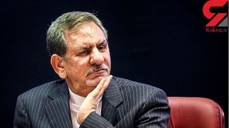 جهانگیری: ایران مشتریان جدیدی یافته و نفت خود را به آنها فروخته است