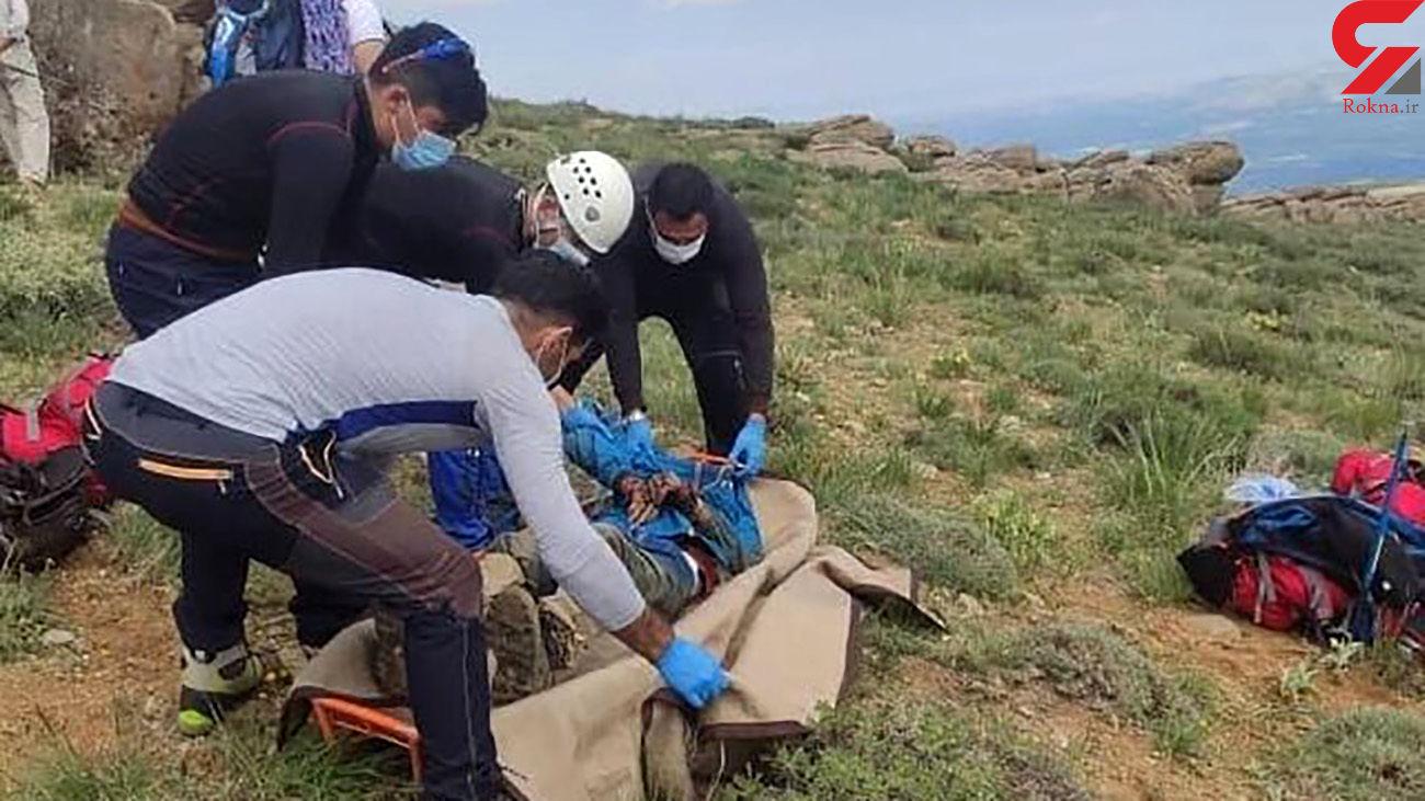 عکس جنازه مرد گمشده در ارومیه + جزییات